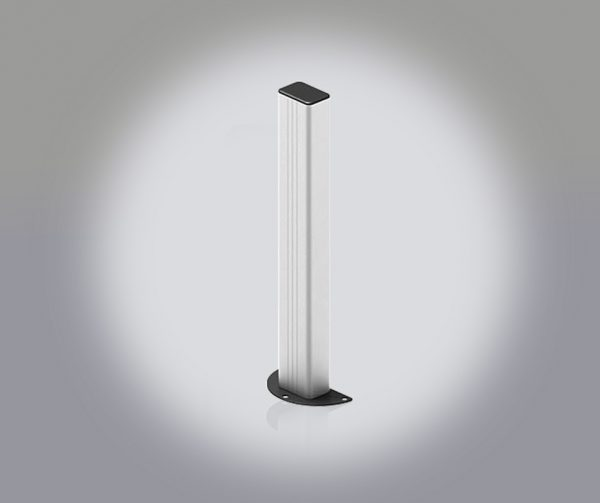 Aluminiumstolpe QK-CLF