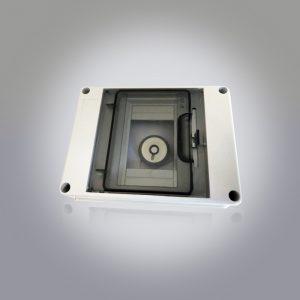 BKO-N-05 Nyckelbrytare brandkårsnyckel IP-65