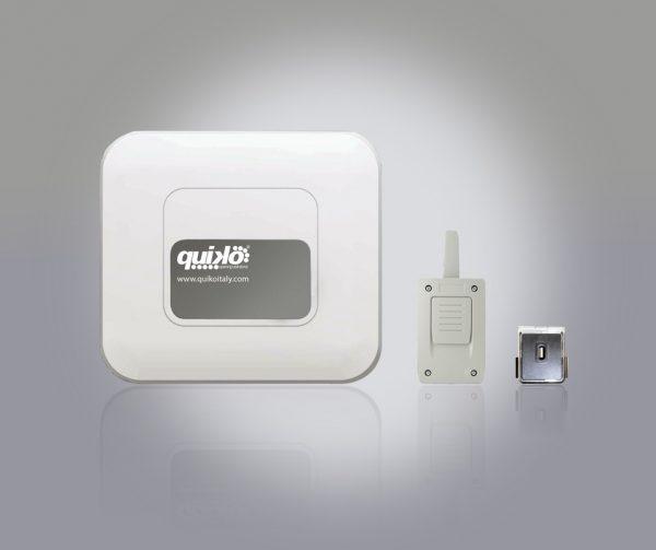 QK-AMB50 Hands free öppningssystem upp till 100m